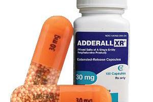 Adderall, Xanax, Percocet, Oxycodon, Valium, Diazepam