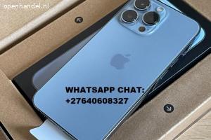 APPLE IPHONE 13 PRO = €700 EUR, IPHONE 13 PRO MAX = €750 EUR