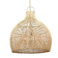 Boho Hanglamp Lobster in naturel of zwart