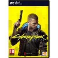 Cyberpunk 2077 - Day One Edition - PC (Voucher in Box)