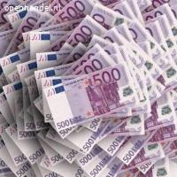 Leningen variëren van  20.000 tot 500.000 €