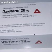Oxynorm te koop