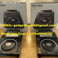Pioneer Cdj-3000, Pioneer Cdj 2000 NXS2,Pioneer DJM 900NXS2