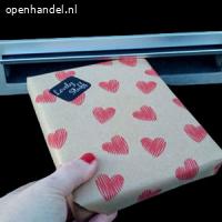 Wie verras jij met een brievenbus giftbox?