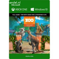 Zoo Tycoon: Ultimate Animal Collection - Xbox One / Windows